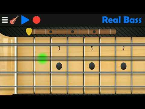 Bayu Skak With The Band - Ojo Bolos Pelajaran (Bass Cover)