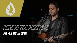 Here in the Presence (Elevation Worship) | Acoustic Worship Cover by Steven Moctezuma