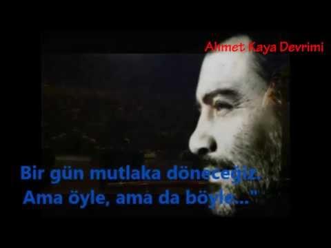 Ahmet Kaya ★ Amenna