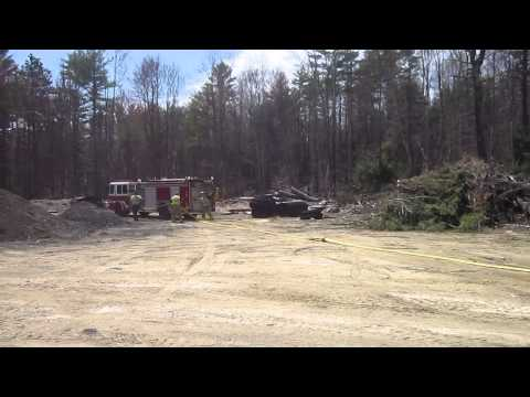 Part 1 - Rural Water Supply Drill - Chichester, New Hampshire - May 2015