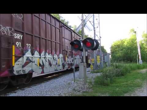 Railfanning Vermont and New York with Southbound Vermont