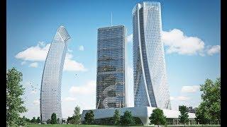 Milan CityLife Mega Project :Italy