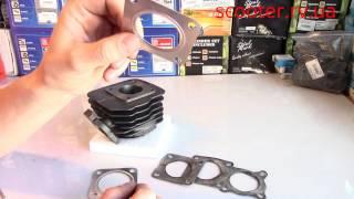 видео Мопедный двигатель Д6, его система зажигания и основные типичные неисправности