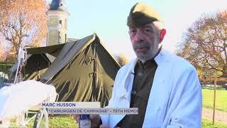 Yvelines | Les Clayes-sous-Bois : Des passionnés font revivre un campement militaire de 1917