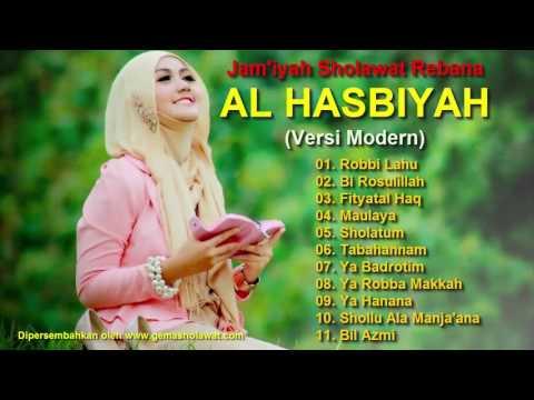 Full Album Sholawat Terbaik Al Hasbiyah Versi Modern | Jam'iyah Sholawat Rebana Madiun