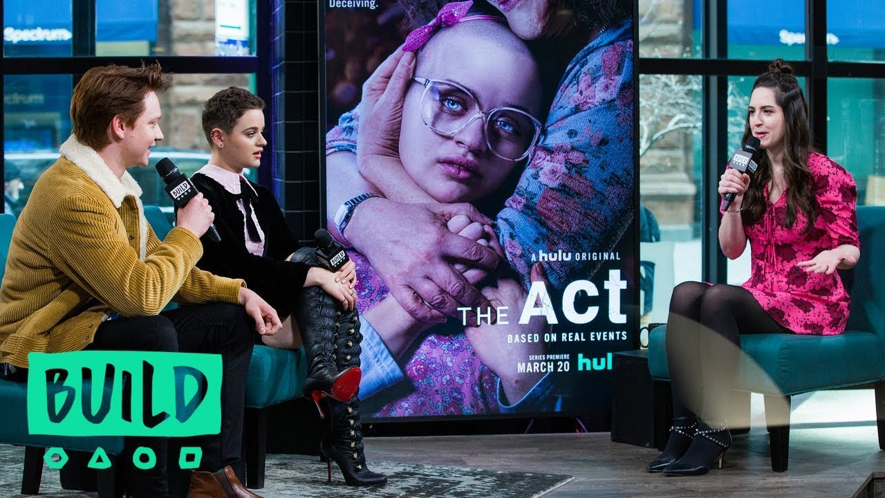 Joey King & Calum Worthy Discuss The New Hulu Series,