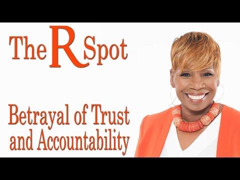Betrayal of Trust & Accountability - The R Spot Mailroom