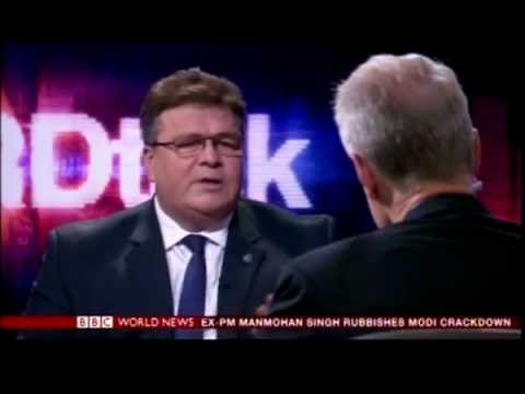 Linas Linkevicius, Foreign Minister of Lithuania on BBC Hardtalk 11 24 16