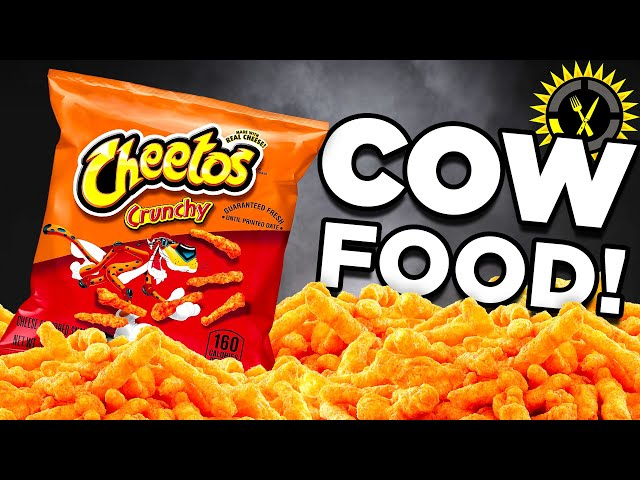 Food Theory: Cheetos Are Cow Food!