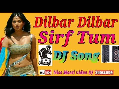 dilbar-dilbar-lyrical-dj-video-||-sirf-tum-||-sushmita-sen,-sanjay-kapoor-||-djpasupatimal