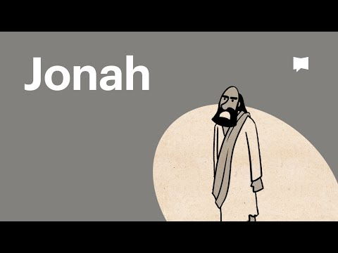 Read Scripture: Jonah