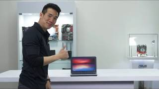 Watch the laptop range from the most advanced asus
