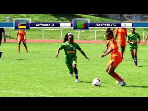 SIFC 2016 Influene D (Mozambique) vs Rockets FC (Zambia)