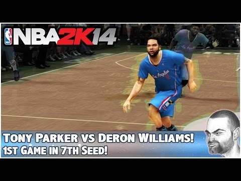 NBA 2K14 My Team RTTP: Deron William