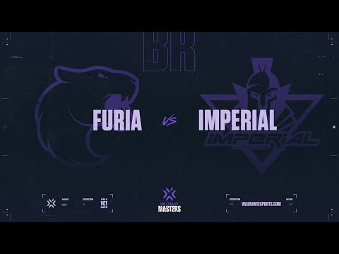 FURIA vs Imperial - VCT 2021 - Map 3