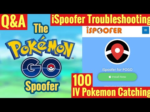 iSpoofer Troubleshooting - Q&A - iOS Pokemon Go Spoofing