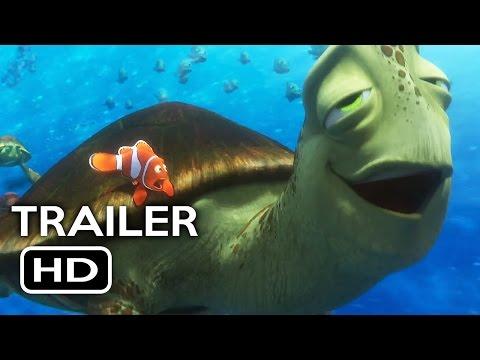 Finding Dory Official Trailer #2 (2016) Ellen DeGeneres Animated Movie HD