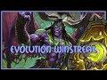 Hearthstone: Evolution winstreak (evolve shaman)