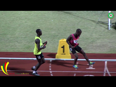 ARIZA Credit Union National Junior Championships 2017 - Boys 4x400m Relay Open