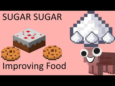 Improving Food E3 | Sugary Goodness! - Minecraft