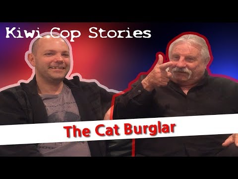 The Cat Burglar [Kiwi Cop Stories]