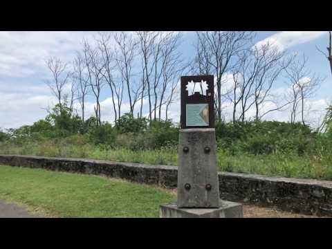 Fort Negley Civil War Site - In the Center of Nashville! - August 2019