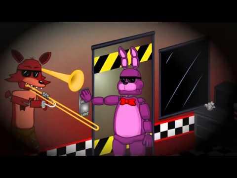 Анимированая Породия на песню Blasterjaxx – Everybody Fucking Jump в исполнении Фокси и Зайца