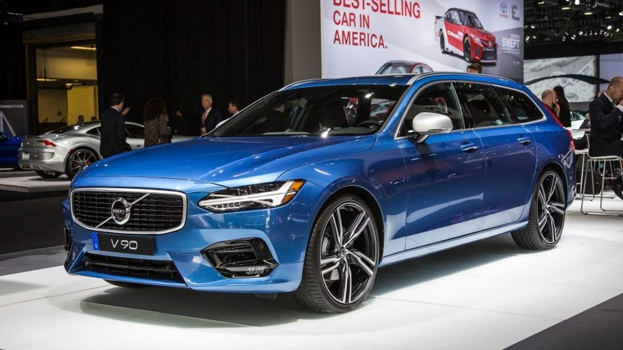 2018 Volvo V90 R Design YouTube