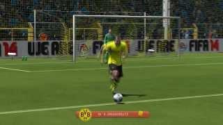 Самый смешной матч в FIFA 14