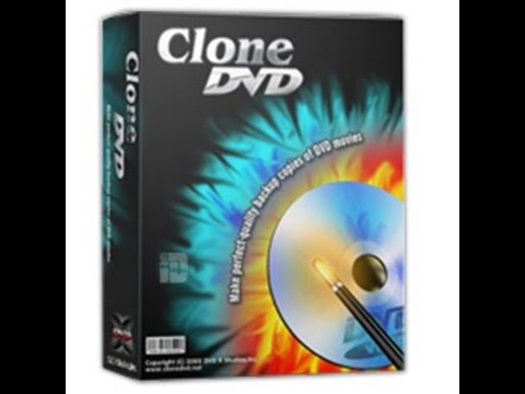 CloneDVD 2.9.3.3 + Crack Serial 2017