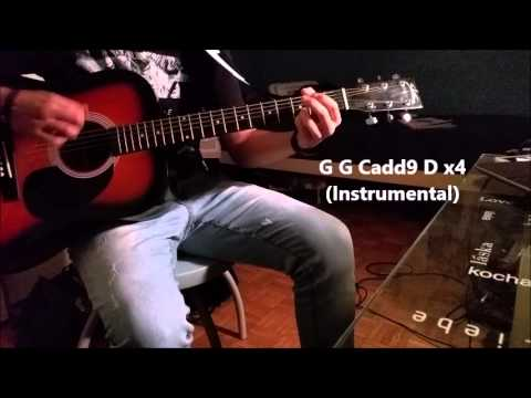 Guitar cover with lyrics and chords of Good Riddance (time of your ...