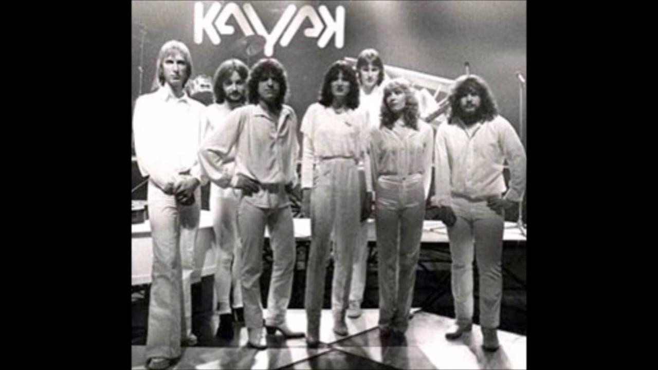 Resultado de imagen de kayak band discography