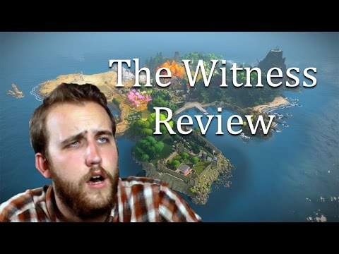 The Witness (video game review)