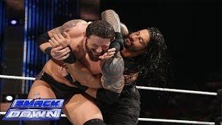 Roman Reigns vs. Bad News Barrett: WWE SmackDown, June 13, 2014