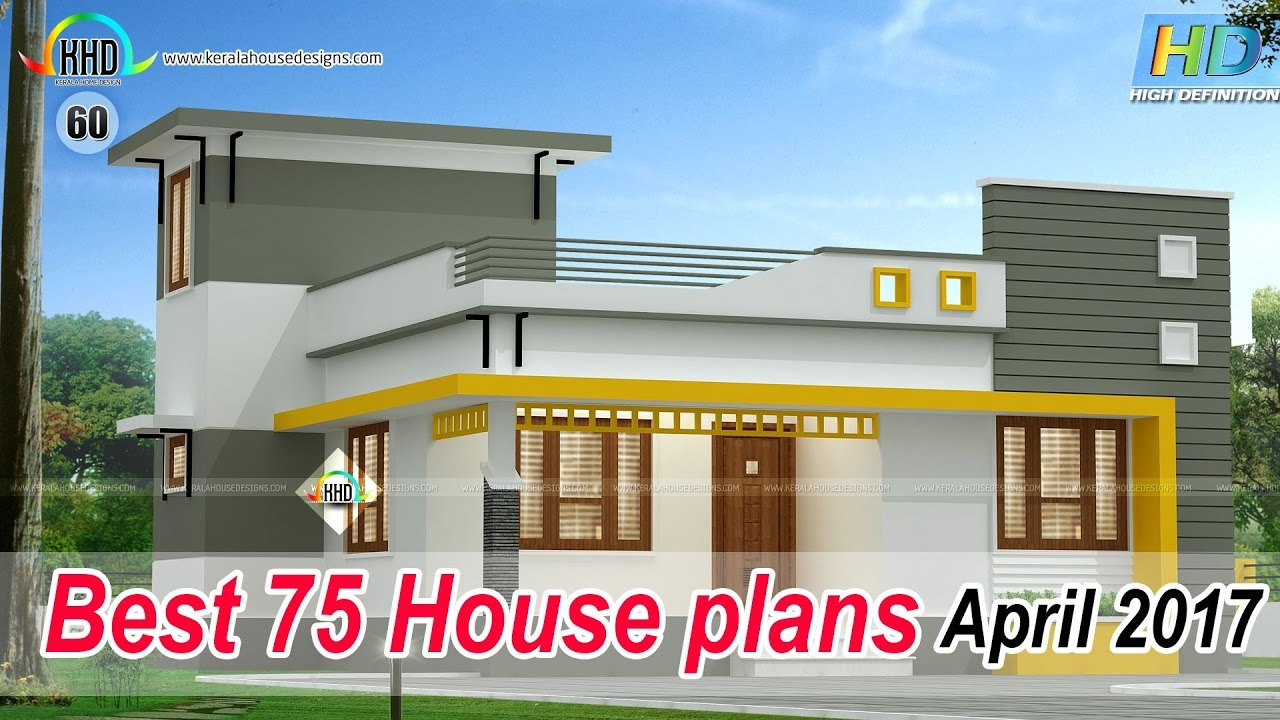 75 best house design trends april 2017 youtube for Best new house designs