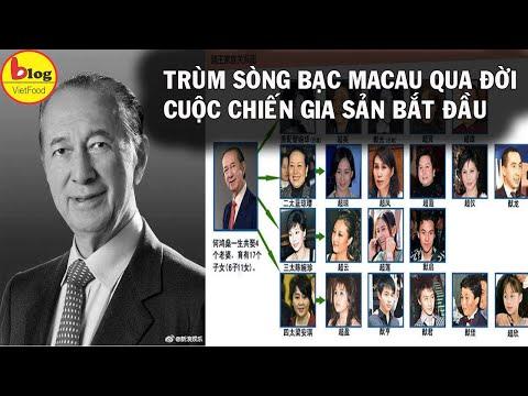 HÀ HỒNG SÂN: Trùm sòng bạc Macau qua đời ở tuổi 98 với gia sản 1,5 triệu tỷ đồng