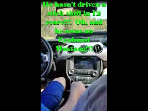 Ecoboost 6R80 driver trying to shift an...