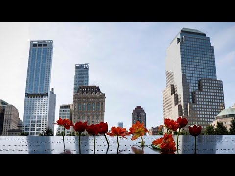 16 years on, America remembers 9/11