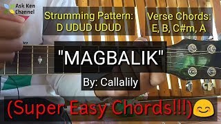 Magbalik - Callalily (Guitar Tutorial)