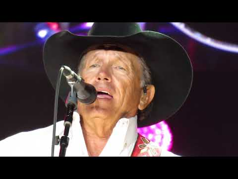 George Strait - Amarillo By Morning/2018/New Orleans, LA/Superdome
