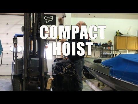 JET Compact Lever Hoist JLH-025-5
