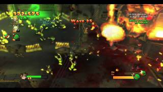 Burn Zombie Burn! - PC | PS3 - official video game trailer HD