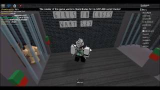 Inappropriate Place in Roblox