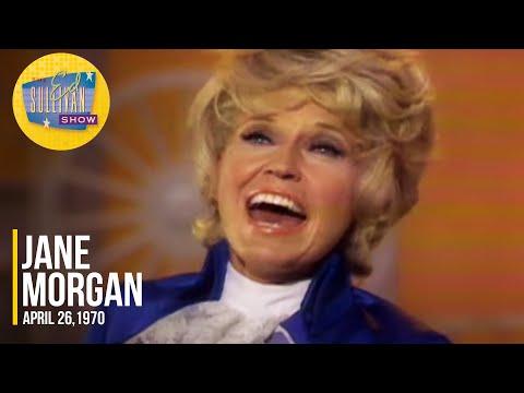 "Jane Morgan ""A Girl Named Johnny Cash"" on The Ed Sullivan Show"