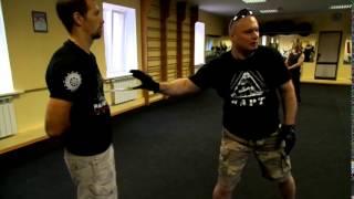 Ножевой Филиппинский бой - КАЛИ. Мастер Александр Плаксин: введение и база. 1-ая часть.