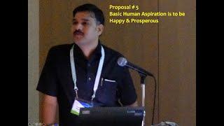 Proposal 05: Basic Human Aspiration