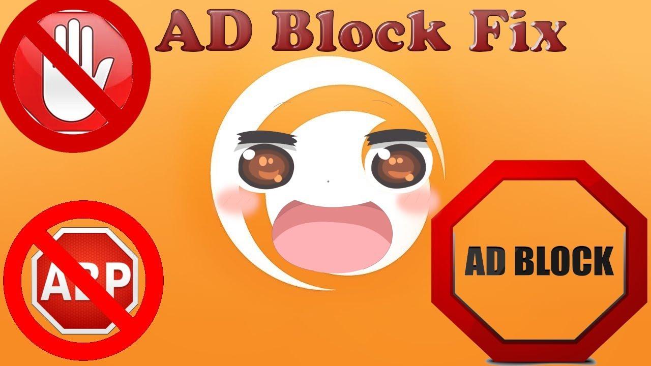 Crunchy Roll Ad Block FIX