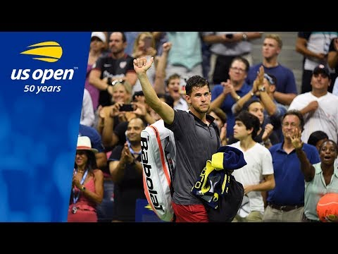 2018 US Open Top 5 Plays: Dominic Thiem