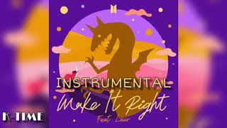 Baixar BTS- MAKE IT RIGHT (FEAT. LAUV) [CLEAN INSTRUMENTAL]