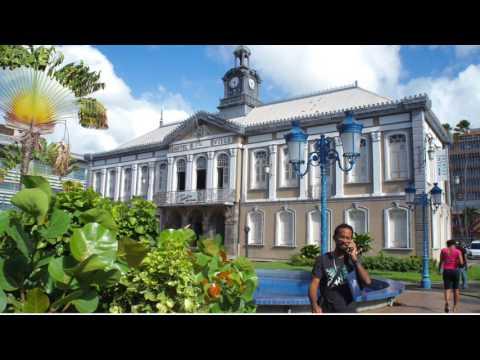 Fort De France, Martinique: It's France!